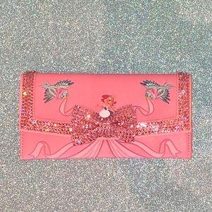 Disney Princess Cinderella Loungefly bling wallet